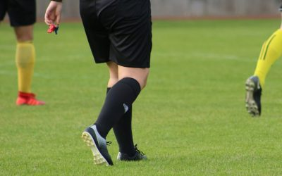Interested in becoming a referee?
